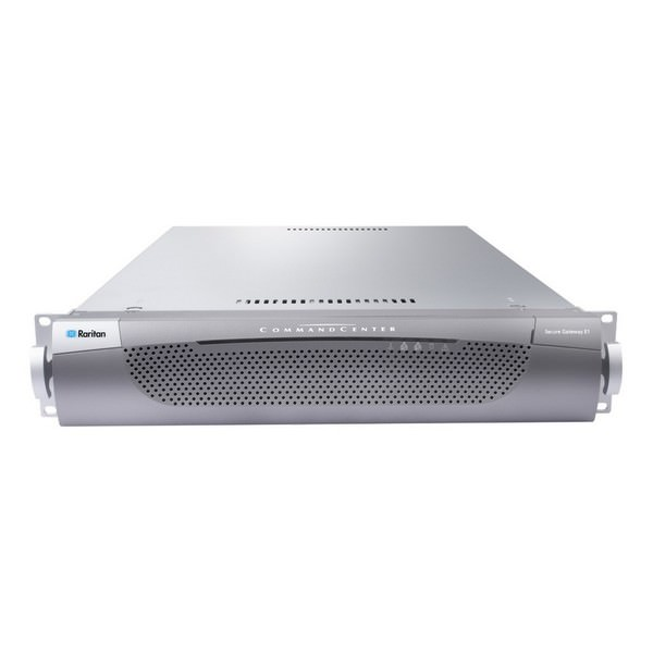 Cluster Kit: 2 CC-SG E1 Appliances & License for 1024 nodes + 2Y