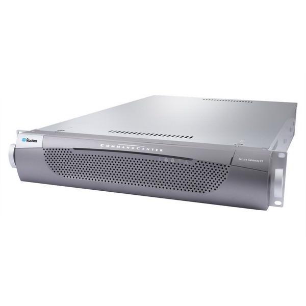 CommandCenter Secure Gateway E1 Appliance & License for 512 node